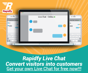 Get your own live chat